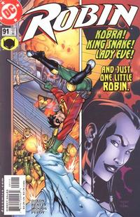 Cover Thumbnail for Robin (DC, 1993 series) #91