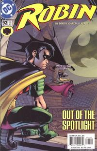 Cover Thumbnail for Robin (DC, 1993 series) #92
