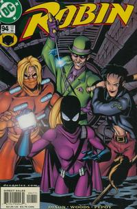 Cover Thumbnail for Robin (DC, 1993 series) #94
