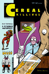 Cover Thumbnail for The Cereal Killings (Fantagraphics, 1992 series) #1