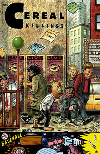 Cover Thumbnail for The Cereal Killings (Fantagraphics, 1992 series) #3