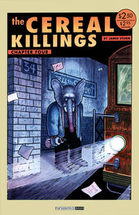 Cover Thumbnail for The Cereal Killings (Fantagraphics, 1992 series) #4