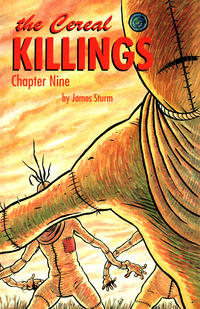 Cover Thumbnail for The Cereal Killings (Fantagraphics, 1992 series) #8