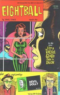 Cover Thumbnail for Eightball (Fantagraphics, 1989 series) #1