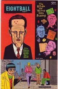 Cover Thumbnail for Eightball (Fantagraphics, 1989 series) #3