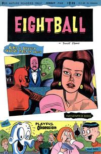 Cover Thumbnail for Eightball (Fantagraphics, 1989 series) #5