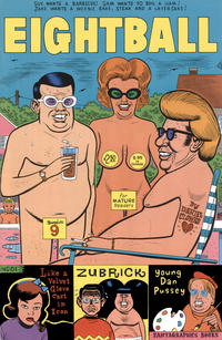 Cover Thumbnail for Eightball (Fantagraphics, 1989 series) #9