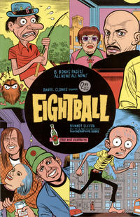 Cover Thumbnail for Eightball (Fantagraphics, 1989 series) #11