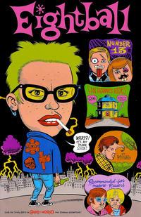 Cover Thumbnail for Eightball (Fantagraphics, 1989 series) #13
