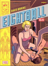 Cover Thumbnail for Eightball (Fantagraphics, 1989 series) #20