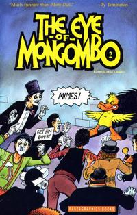 Cover Thumbnail for The Eye of Mongombo (Fantagraphics, 1989 series) #2