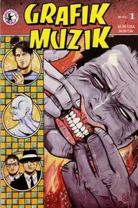 Cover Thumbnail for Grafik Muzik (Caliber Press, 1990 series) #1