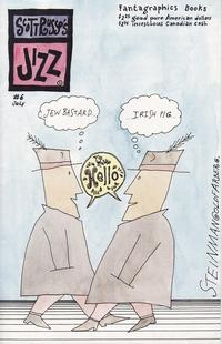 Cover Thumbnail for Jizz (Fantagraphics, 1991 series) #6