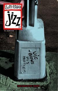 Cover Thumbnail for Jizz (Fantagraphics, 1991 series) #8