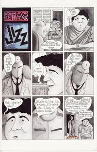 Cover Thumbnail for Jizz (Fantagraphics, 1991 series) #10