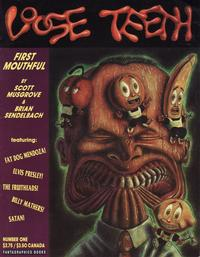 Cover for Loose Teeth (Fantagraphics, 1991 series) #1