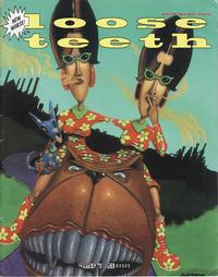 Cover Thumbnail for Loose Teeth (Fantagraphics, 1991 series) #3
