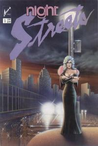Cover Thumbnail for Nightstreets (Arrow, 1986 series) #1
