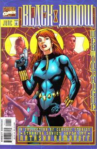 Cover Thumbnail for Black Widow: Web of Intrigue (Marvel, 1999 series) #1