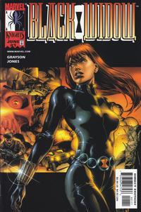 Cover Thumbnail for Black Widow (Marvel, 1999 series) #1 [Natasha Cover]