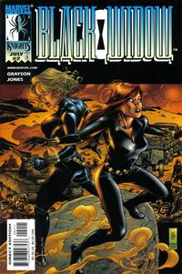 Cover Thumbnail for Black Widow (Marvel, 1999 series) #2