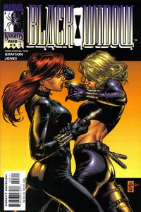 Cover Thumbnail for Black Widow (Marvel, 1999 series) #3