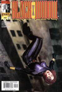 Cover Thumbnail for Black Widow (Marvel, 2001 series) #2