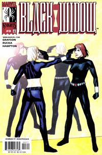 Cover Thumbnail for Black Widow (Marvel, 2001 series) #3