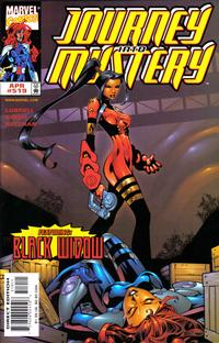 Cover Thumbnail for Journey into Mystery (Marvel, 1996 series) #519