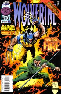 Cover Thumbnail for Wolverine (Marvel, 1988 series) #105 [Direct Edition]