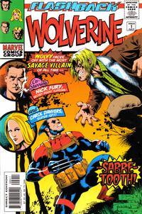 Cover Thumbnail for Wolverine (Marvel, 1988 series) #-1