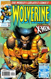 Cover Thumbnail for Wolverine (Marvel, 1988 series) #115 [Direct Edition]