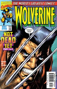 Cover Thumbnail for Wolverine (Marvel, 1988 series) #119 [Direct Edition]