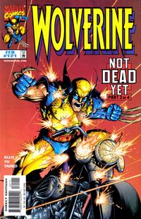 Cover Thumbnail for Wolverine (Marvel, 1988 series) #121 [Direct Edition]