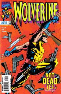 Cover Thumbnail for Wolverine (Marvel, 1988 series) #122 [Direct Edition]