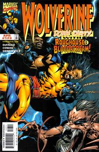 Cover Thumbnail for Wolverine (Marvel, 1988 series) #123 [Direct Edition]
