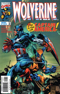 Cover Thumbnail for Wolverine (Marvel, 1988 series) #124 [Direct Edition]
