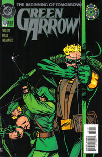 Cover Thumbnail for Green Arrow (DC, 1988 series) #0