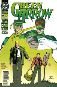Cover Thumbnail for Green Arrow (DC, 1988 series) #96