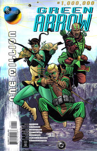 Cover Thumbnail for Green Arrow (DC, 1988 series) #1,000,000