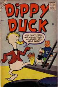 Cover Thumbnail for Dippy Duck (Marvel, 1957 series) #1