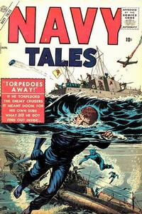 Cover Thumbnail for Navy Tales (Marvel, 1957 series) #1