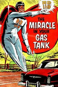 Cover Thumbnail for RD 119® The Miracle in Your Gas Tank (Sinclair Research Laboratories, Inc., 1950 ? series) #[nn]