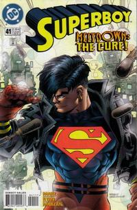 Cover Thumbnail for Superboy (DC, 1994 series) #41 [Direct Sales]