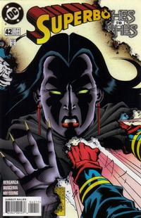 Cover Thumbnail for Superboy (DC, 1994 series) #42 [Direct Sales]
