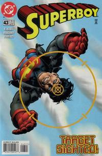 Cover Thumbnail for Superboy (DC, 1994 series) #43 [Direct Sales]