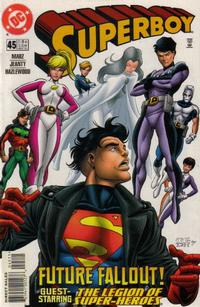 Cover Thumbnail for Superboy (DC, 1994 series) #45 [Direct Sales]