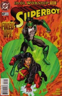 Cover Thumbnail for Superboy (DC, 1994 series) #47 [Direct Sales]