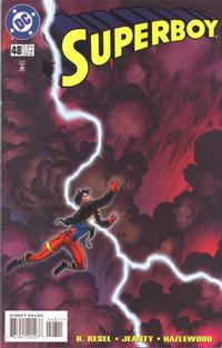 Cover Thumbnail for Superboy (DC, 1994 series) #48 [Direct Sales]