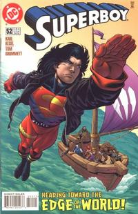 Cover Thumbnail for Superboy (DC, 1994 series) #52 [Direct Sales]